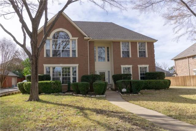 614 Highland Meadows Drive, Highland Village, TX 75077 (MLS #14024846) :: Real Estate By Design