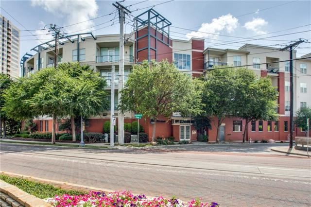 2950 Mckinney Avenue #424, Dallas, TX 75204 (MLS #14024853) :: The Rhodes Team