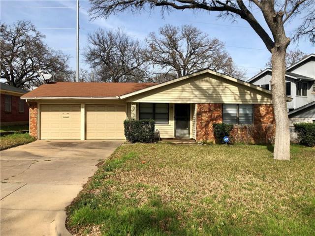5937 Truman Drive, Fort Worth, TX 76112 (MLS #14024857) :: The Chad Smith Team