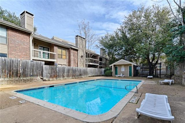 5750 Phoenix Drive #26, Dallas, TX 75231 (MLS #14024867) :: The Heyl Group at Keller Williams