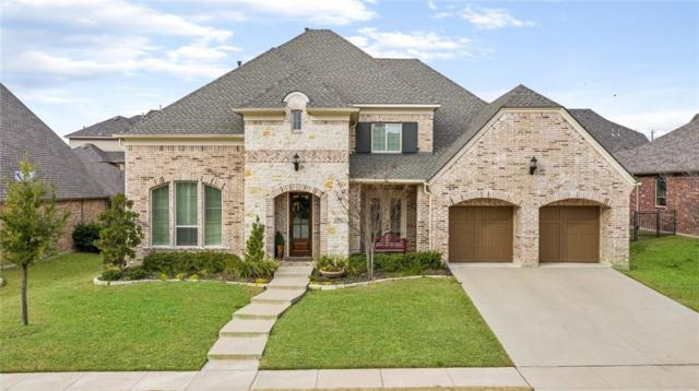 4311 Red Wing Drive, Prosper, TX 75078 (MLS #14024905) :: Van Poole Properties Group