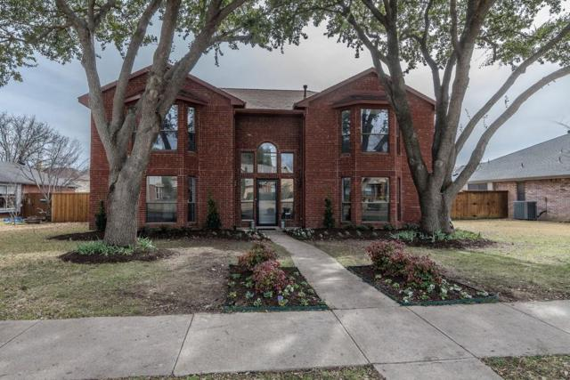 3820 Dutton Drive, Plano, TX 75023 (MLS #14024930) :: Kimberly Davis & Associates