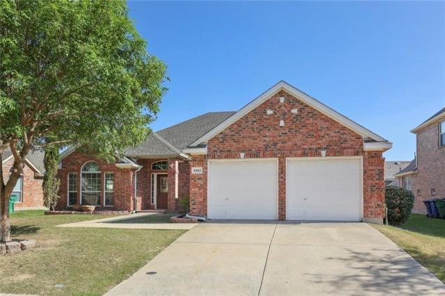 8801 Ponderosa Drive, Mckinney, TX 75072 (MLS #14024934) :: Kimberly Davis & Associates