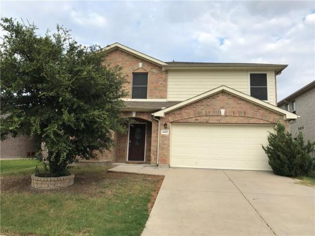 1605 Knight Trail, Little Elm, TX 75034 (MLS #14024970) :: The Mitchell Group