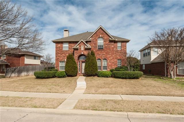 801 Summit Run, Lewisville, TX 75077 (MLS #14025027) :: Frankie Arthur Real Estate