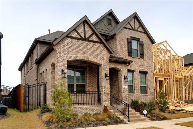 1407 White Squall Trail, Arlington, TX 76005 (MLS #14025042) :: The Hornburg Real Estate Group