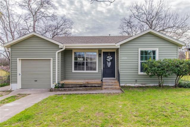 2808 Lamonde Terrace, Sansom Park, TX 76114 (MLS #14025057) :: Real Estate By Design