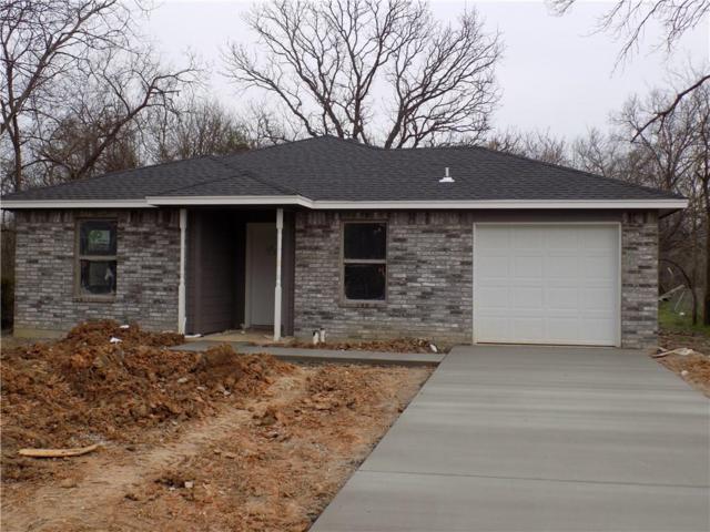 1236 E James, Cleburne, TX 76031 (MLS #14025137) :: Team Hodnett