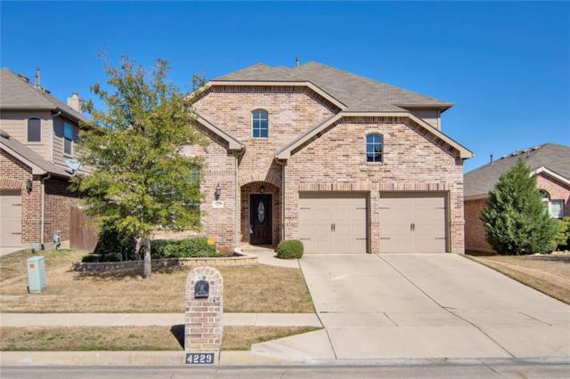 4229 Doe Creek Trail, Fort Worth, TX 76244 (MLS #14025166) :: Real Estate By Design