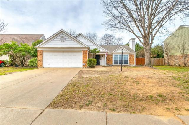 4445 Spencer Circle, Grand Prairie, TX 75052 (MLS #14025176) :: The Hornburg Real Estate Group