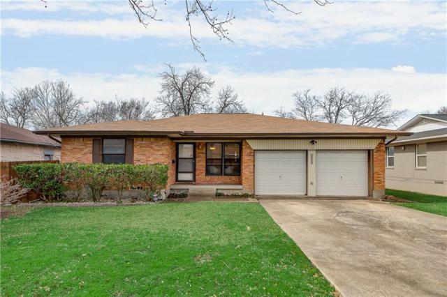 9005 Rustown Drive, Dallas, TX 75228 (MLS #14025186) :: All Cities Realty