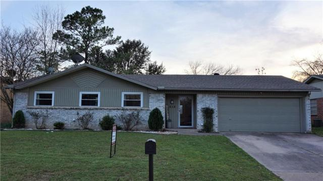 813 Quail Terrace, Mansfield, TX 76063 (MLS #14025193) :: The Hornburg Real Estate Group