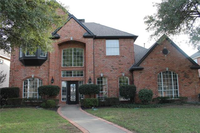 18727 Lloyd Circle, Dallas, TX 75252 (MLS #14025208) :: The Hornburg Real Estate Group