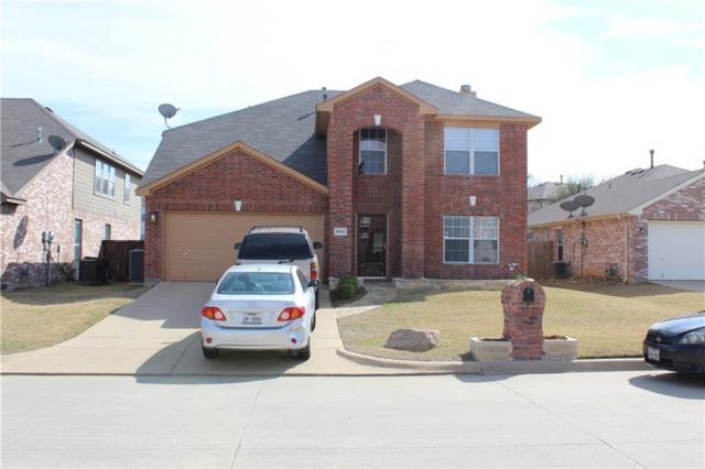 4661 Cool Ridge Court, Fort Worth, TX 76133 (MLS #14025228) :: NewHomePrograms.com LLC