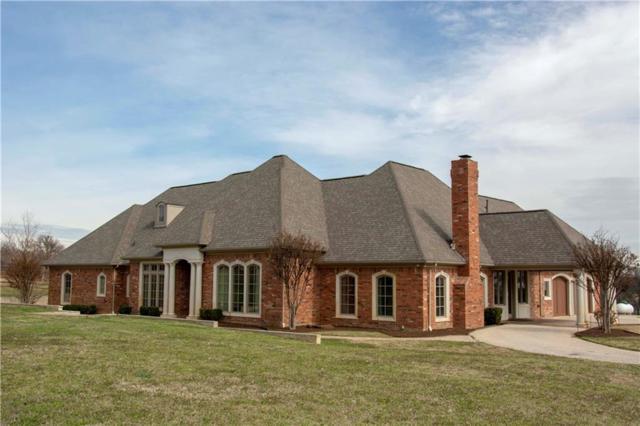 3600 Scenic Drive, Flower Mound, TX 75022 (MLS #14025248) :: Frankie Arthur Real Estate