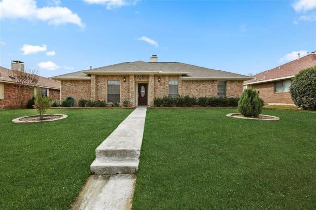 1724 Brighton Drive, Carrollton, TX 75007 (MLS #14025298) :: Hargrove Realty Group