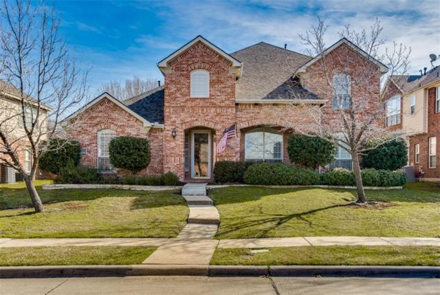 9396 Pendleton Court, Frisco, TX 75033 (MLS #14025299) :: The Hornburg Real Estate Group