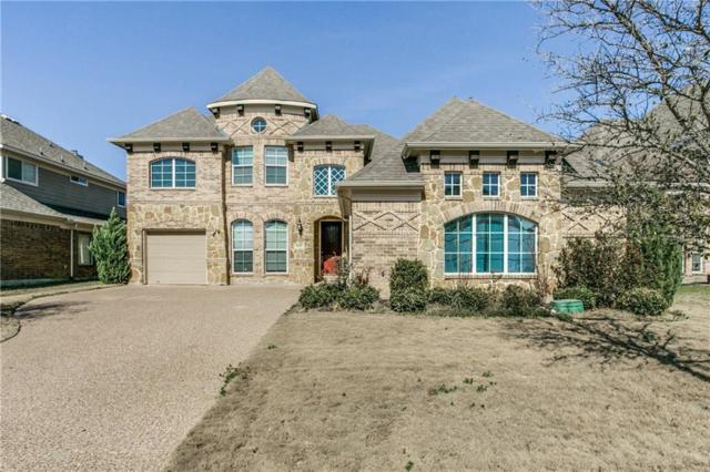 4207 Eagle Drive, Mansfield, TX 76063 (MLS #14025304) :: The Tierny Jordan Network
