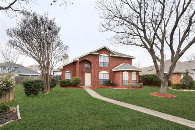 4005 David Circle, Rowlett, TX 75088 (MLS #14025308) :: Robbins Real Estate Group