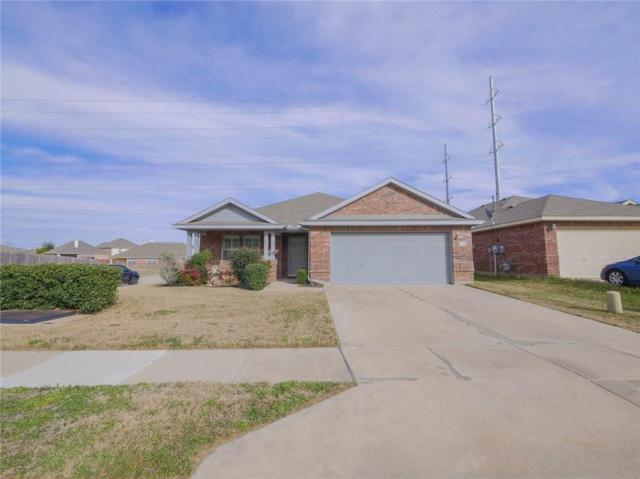 15464 Adlong Drive, Fort Worth, TX 76262 (MLS #14025313) :: The Chad Smith Team