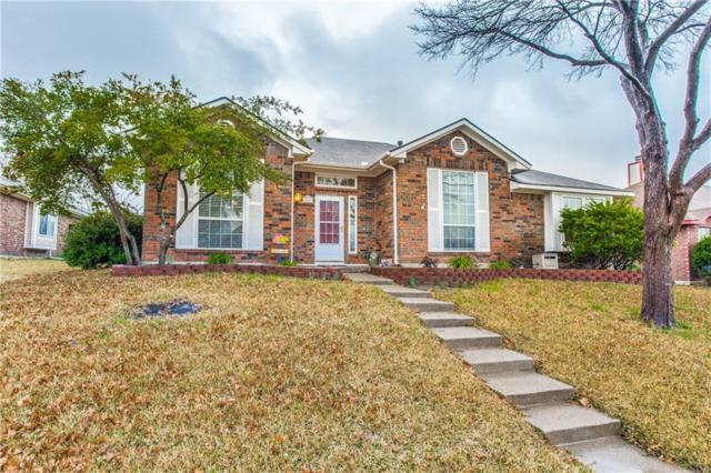 3505 Aster Lane, Rowlett, TX 75089 (MLS #14025382) :: Roberts Real Estate Group