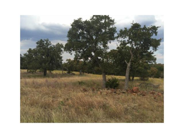 Lot 34 Stagecoach, Gordon, TX 76453 (MLS #14025403) :: EXIT Realty Elite