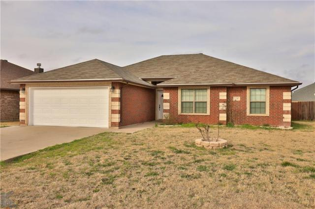 3042 Sterling Street, Abilene, TX 79606 (MLS #14025424) :: The Tonya Harbin Team