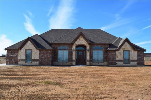 118 Esther Court, Weatherford, TX 76066 (MLS #14025529) :: Robbins Real Estate Group
