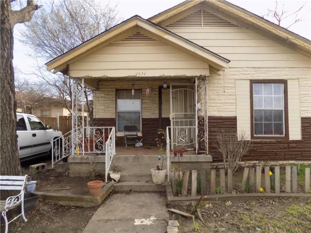 2522 W Clarendon Drive, Dallas, TX 75211 (MLS #14025553) :: The Daniel Team