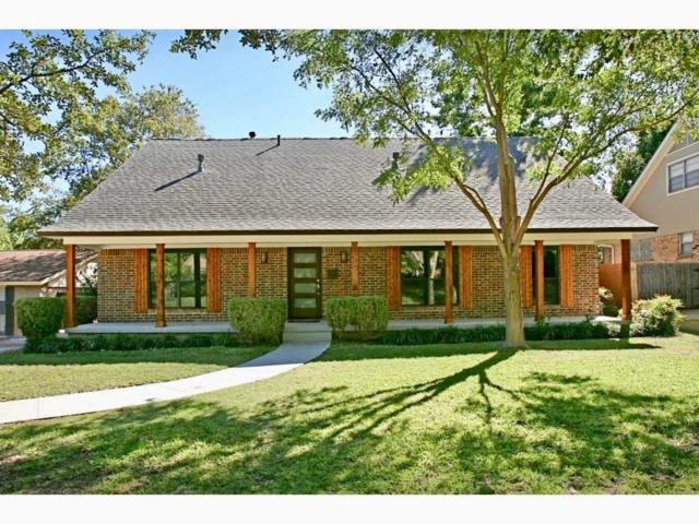 1119 Greenway Drive, Richardson, TX 75080 (MLS #14025554) :: HergGroup Dallas-Fort Worth