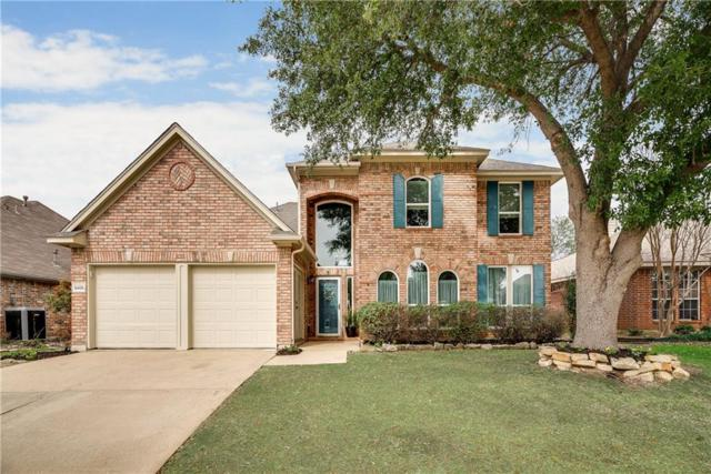 5405 Glen Canyon Road, Fort Worth, TX 76137 (MLS #14025564) :: The Tierny Jordan Network