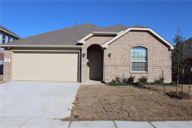 1321 Rembrandt Drive, Little Elm, TX 75068 (MLS #14025584) :: Roberts Real Estate Group