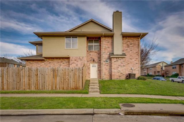 1523 Barbara Drive, Lewisville, TX 75067 (MLS #14025665) :: Hargrove Realty Group