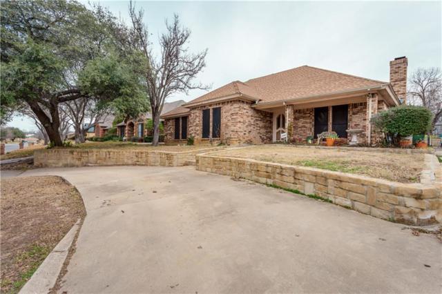 7304 Post Oak Drive, North Richland Hills, TX 76182 (MLS #14025670) :: The Heyl Group at Keller Williams