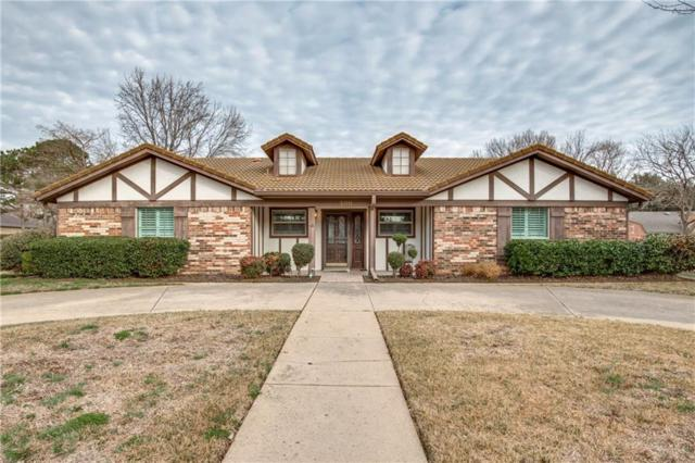 500 Quail Crest Drive, Colleyville, TX 76034 (MLS #14025724) :: RE/MAX Landmark