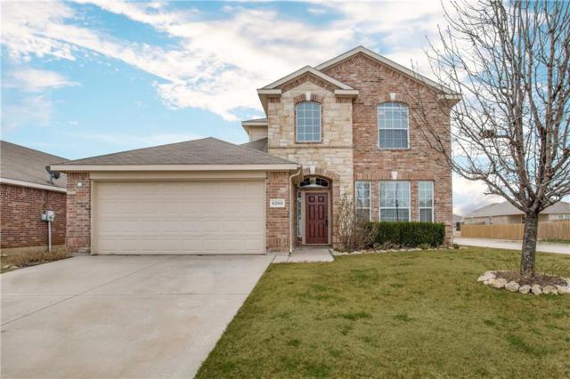 6269 Trinity Creek Drive, Fort Worth, TX 76179 (MLS #14025760) :: Robbins Real Estate Group