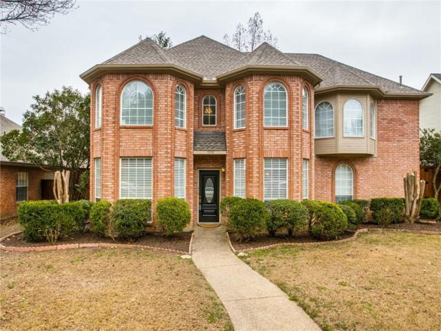 1008 Timberline Lane, Allen, TX 75002 (MLS #14025780) :: Roberts Real Estate Group