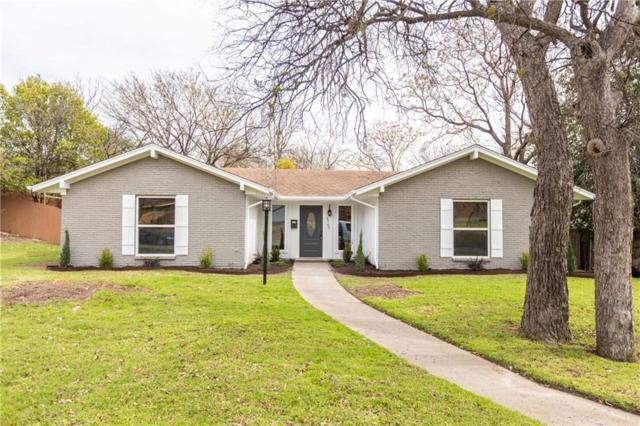 4742 Crownpoint Circle, Dallas, TX 75232 (MLS #14025816) :: RE/MAX Landmark