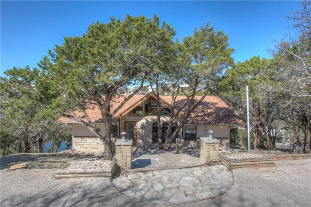 1001 Cedar Drive, Possum Kingdom Lake, TX 76449 (MLS #14025874) :: Keller Williams Realty