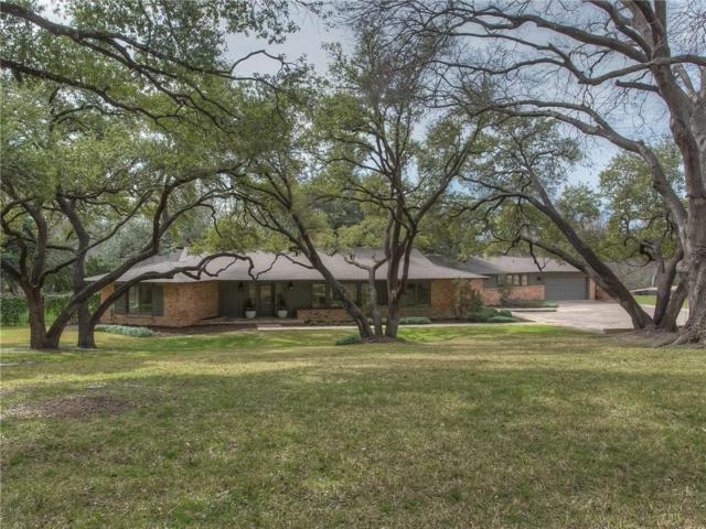 3663 Encanto Drive, Fort Worth, TX 76109 (MLS #14025885) :: Kimberly Davis & Associates