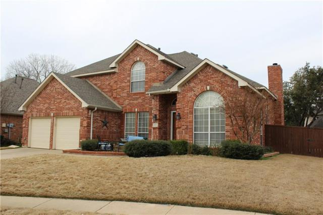 2801 Halsey Drive, Flower Mound, TX 75028 (MLS #14025886) :: Hargrove Realty Group