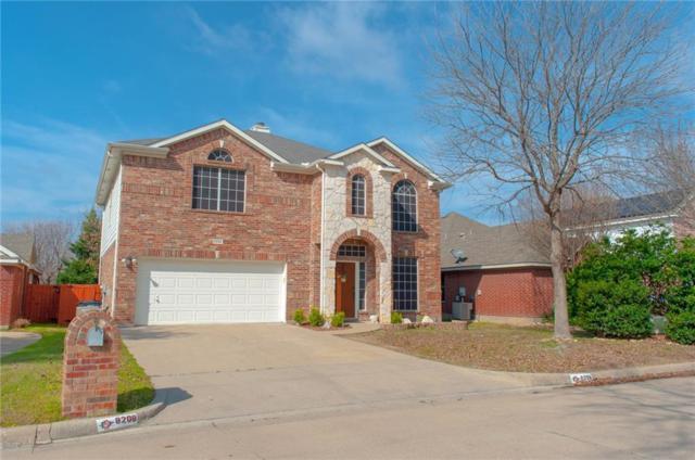 8208 Malabar Trail, Fort Worth, TX 76123 (MLS #14025888) :: RE/MAX Landmark