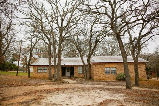 410 Navajo Trail, Hamilton, TX 76531 (MLS #14025929) :: RE/MAX Town & Country