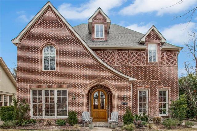 6122 Bryan Parkway, Dallas, TX 75206 (MLS #14026033) :: Roberts Real Estate Group