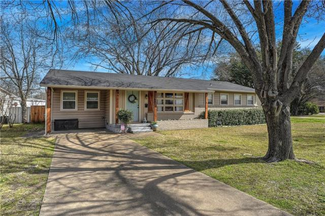 1405 N Ricketts Street, Sherman, TX 75092 (MLS #14026046) :: Kimberly Davis & Associates