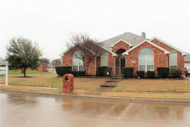 4601 Edenwood Drive, Fort Worth, TX 76123 (MLS #14026076) :: RE/MAX Town & Country