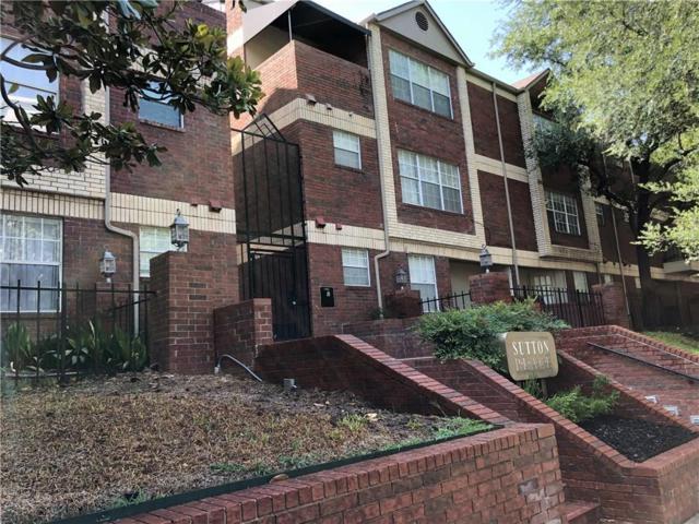 3100 Cole Avenue #113, Dallas, TX 75204 (MLS #14026081) :: The Heyl Group at Keller Williams