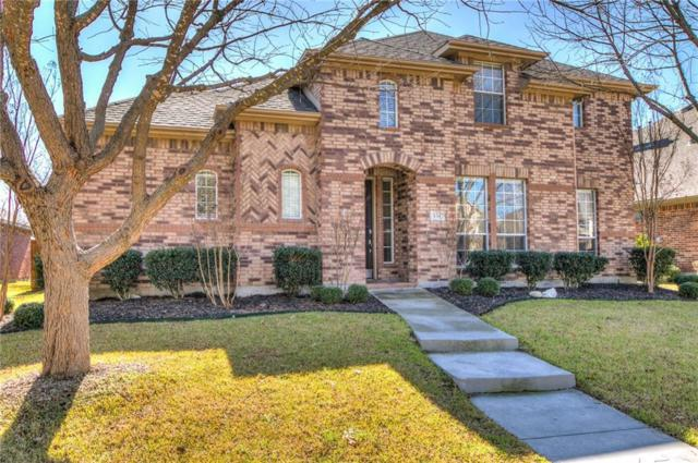 434 Fox Trail, Allen, TX 75002 (MLS #14026088) :: Hargrove Realty Group