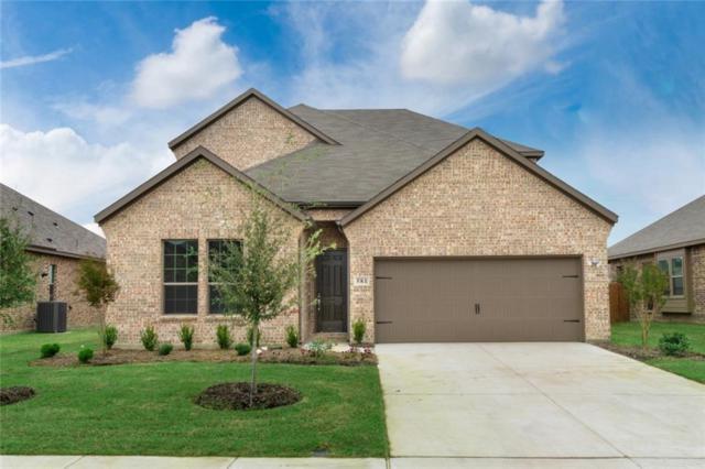 2000 Bent Creek Way, Mansfield, TX 76063 (MLS #14026099) :: The Chad Smith Team