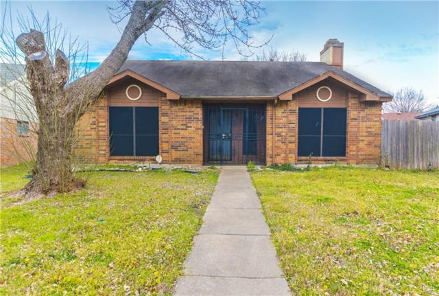 845 Bailey Drive, Cedar Hill, TX 75104 (MLS #14026115) :: Roberts Real Estate Group